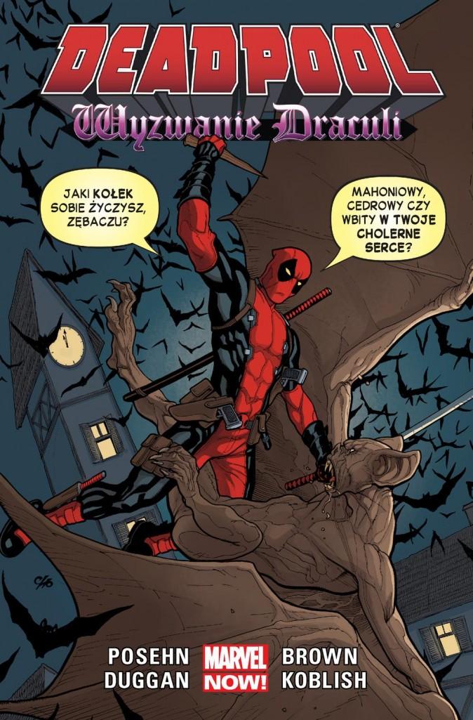 Deadpool: Wyzwanie Draculi