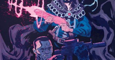 Doctor Strange, The Punisher, Magic Bullets