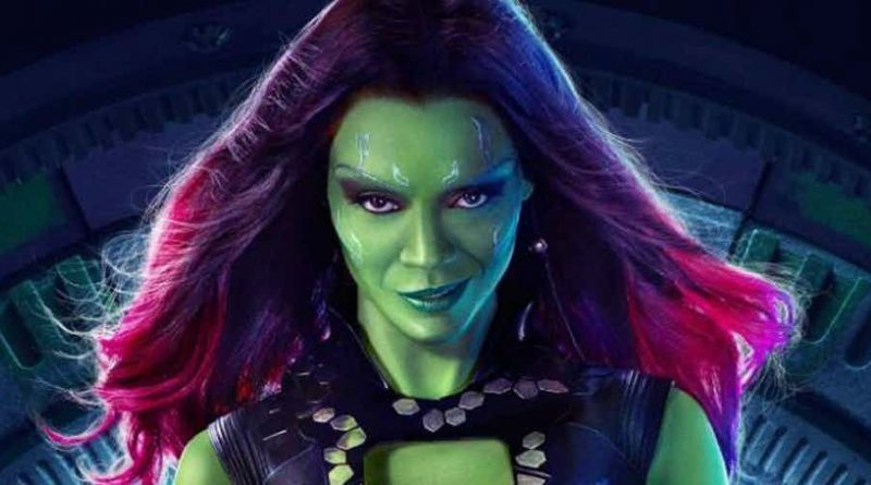 Avengers, Gamora, Guardians of the Galaxy