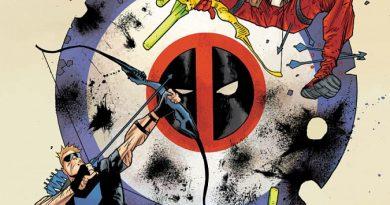 Hawkeye vs Deadpool