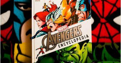 Marvel: The Avengers Encyclopedia