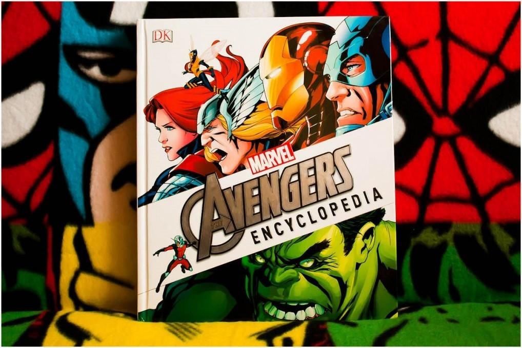 Marvel: The Avengers Encyclopedia