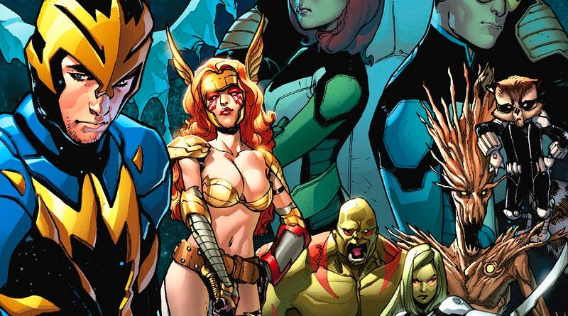 All-New X-Men/Guardians of the Galaxy: Proces Jean Grey