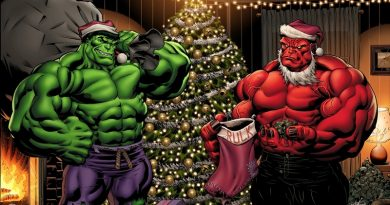 Santa Hulk & Rulk