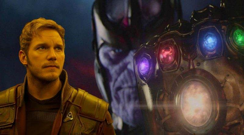 Star-Lord, Thanos