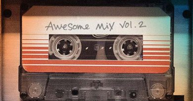 Guardians of the Galaxy, Awesome Mix Volume 2