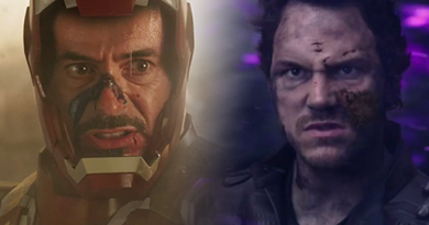 Star-Lord, Iron Man