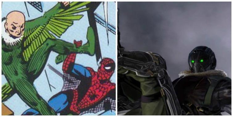 Spider-Man, Vulture