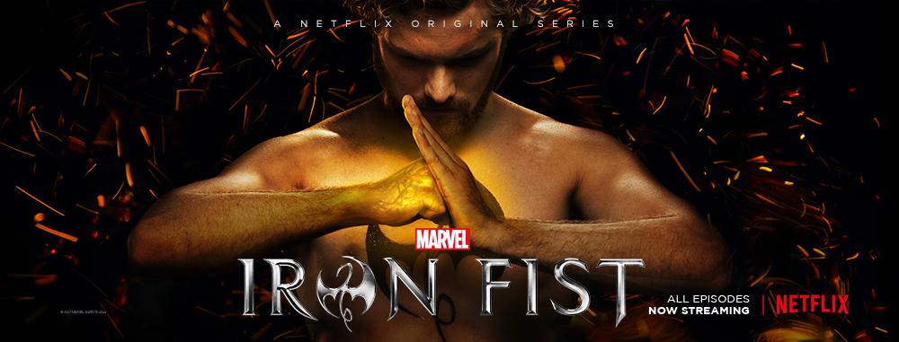 iron fist, finn jones