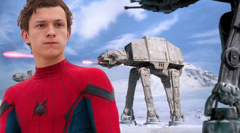 Tom Holland, Civil War, Star Wars