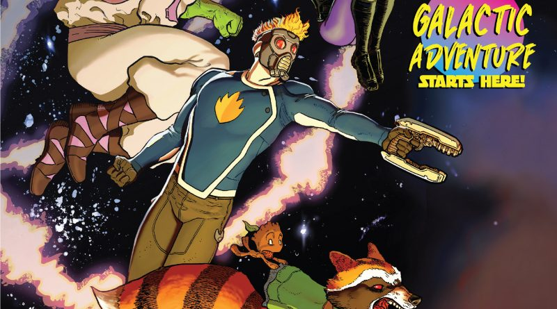 """""""All-New Guardians of the Galaxy #1"""" (2017) – Recenzja"""