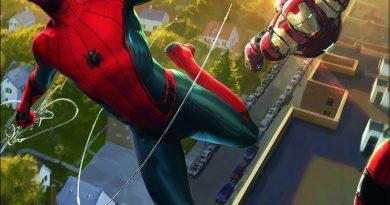 Spider-Man, Iron Man
