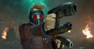 Guardians of the Galaxy, Peter Quill, Star-Lord, Old Man Quill
