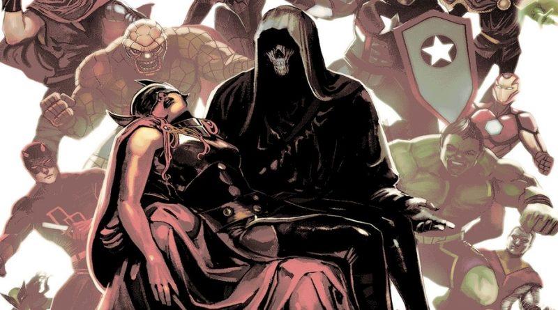 """""""Marvel Legacy"""" – Śmierć The Mighty Thor?"""
