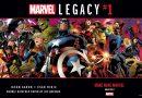"""""""Marvel Legacy #1"""" rysowany przez najlepszych artystów!"""
