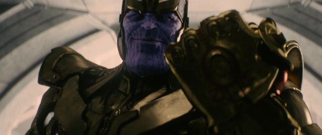 Thanos D23