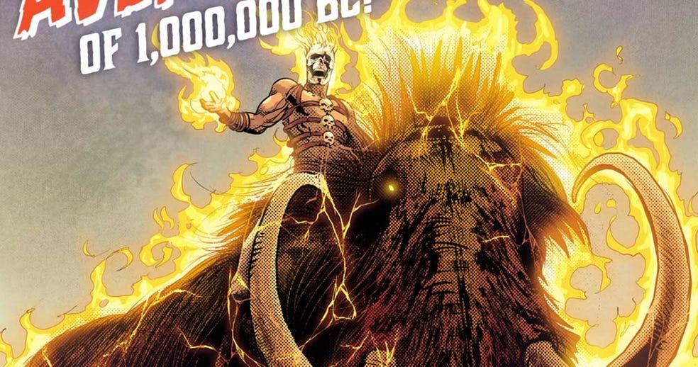 Avengers 1 000 000 Bc Marvel: Prehistoryczni Avengers