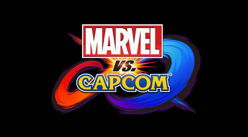 Marvel vs. Capcom Infinite Logo