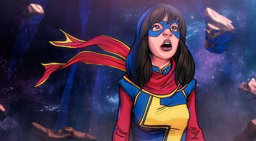Ms. Marvel, Ms Marvel, Kamala Khan, Marvel, Marvel Comics