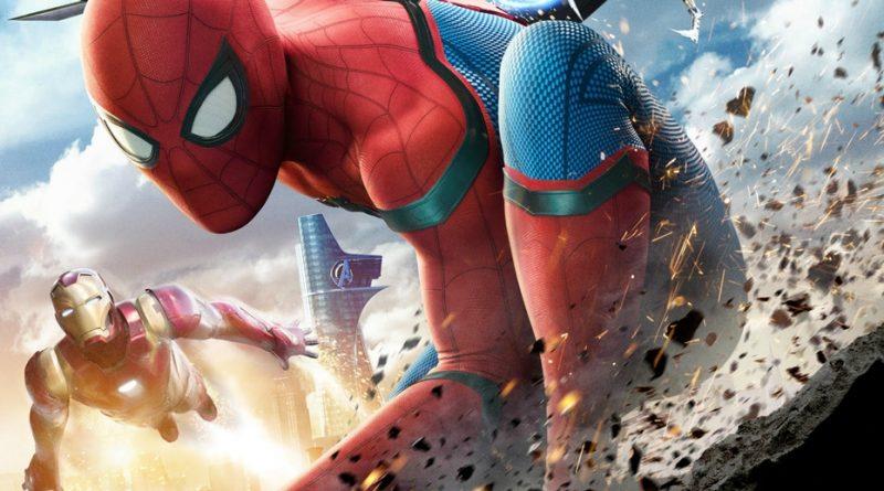 Spider-Man, Iron Man, Spider-Man: Homecoming