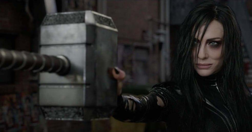 Thor: Ragnarok, Hela, Cate Blanchett