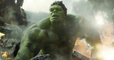 Infinity War, Hulk
