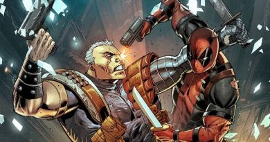 Liefeld Deadpool Cable