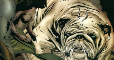 Inhumans, Lockjaw
