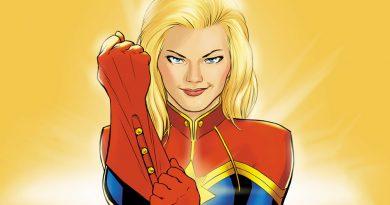 Captain Marvel, Kapitan Marvel