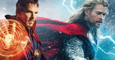Thor Doctor Strange Thor Ragnarok