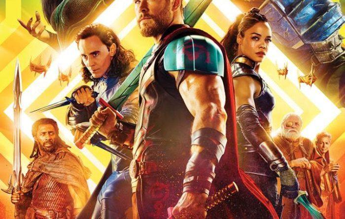 Thor: Ragnarok, Logo