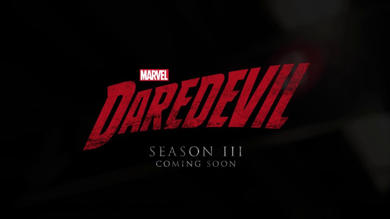 Daredevil Sezon III