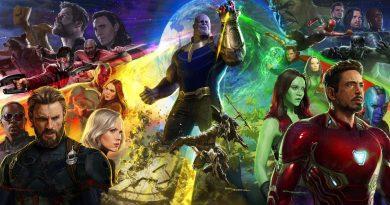 Tony Stark Bruce Banner Happy Hogan Pepper Potts MCU Infinity War Avengers 4