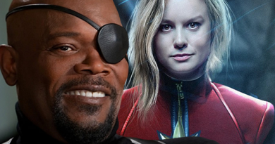 Captain Marvel, Nick Fury