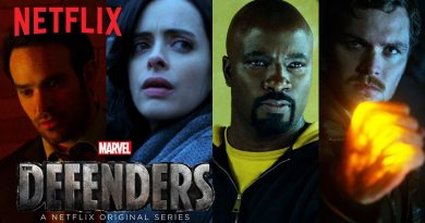 Defenders, Netflix, Matt Murdock, Daredvil, Jessica Jones, Luke Cage Iron Fist, Danny Rand