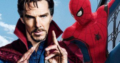 doctor strange spider-man infinity war