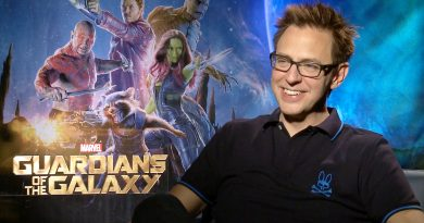 James Gunn Easter Egg GotG, Hamill