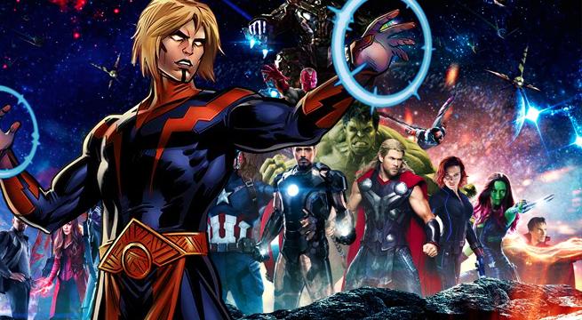 Adam Warlock, Guardians of the Galaxy, Infinity War