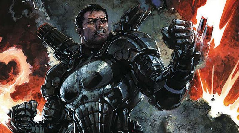 War Machine Punisher