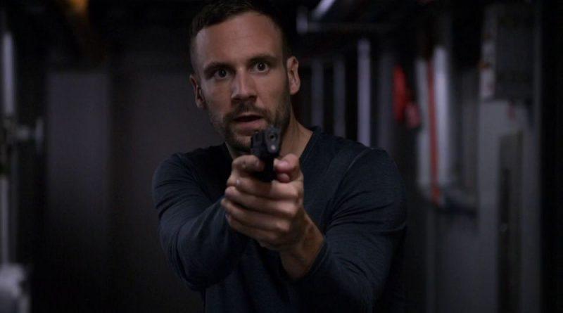 Lance Hunter agents of shield