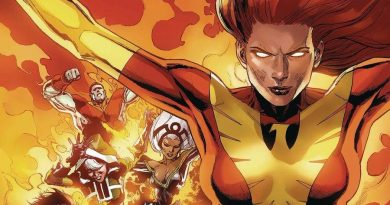 Jean Grey, Phoenix Resurrection