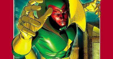 Vision, Superbohaterowie Marvela