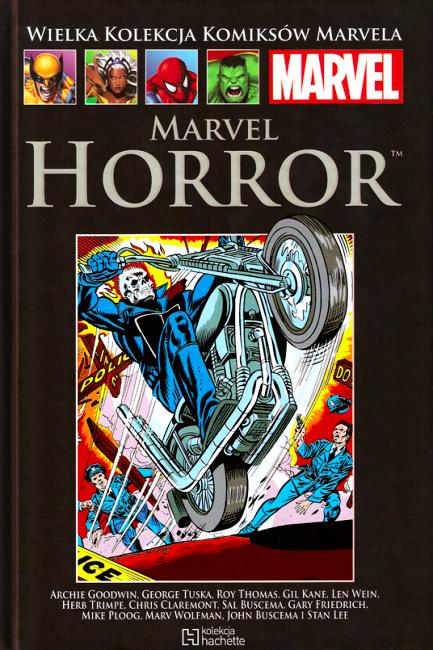 WKKM Marvel Horror
