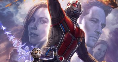 Ant-Man and the Wasp - Wasp vs Ghost