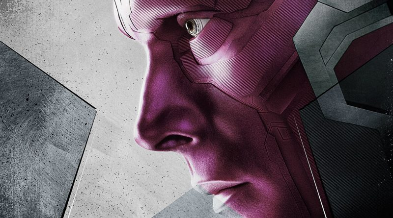 Paul Bettany, Vision
