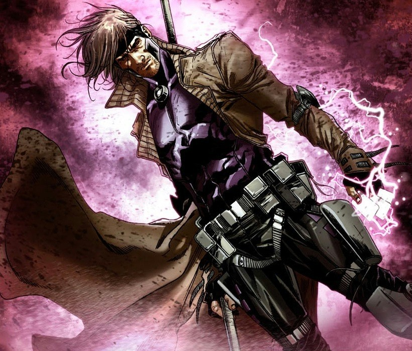 gambit, x-men, mutant