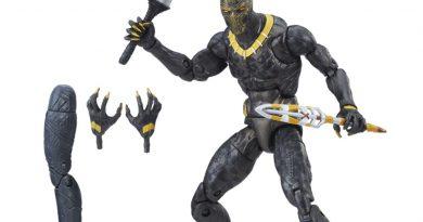 Black Panther, THR, Figurki