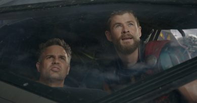 Mark Ruffalo Chris Hemsworth