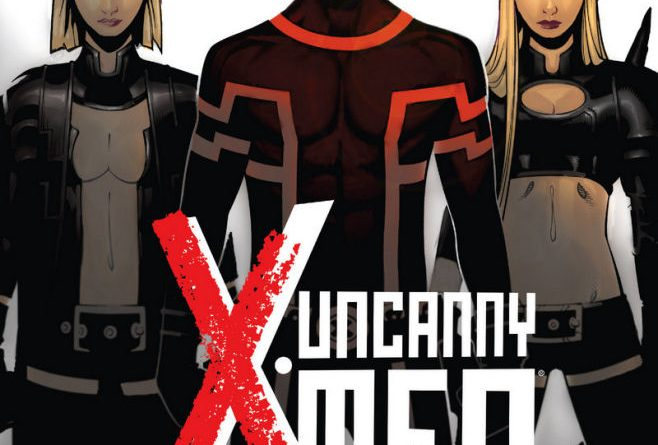 Uncanny X-Men Kontra SHIELD