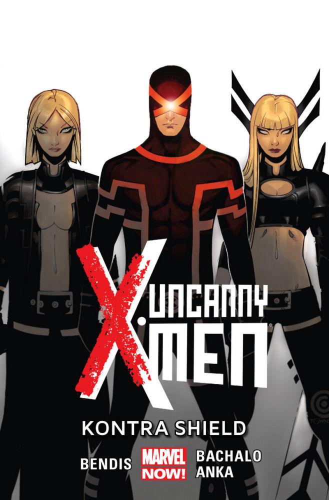 Uncanny X-Men Kontra SHIELD